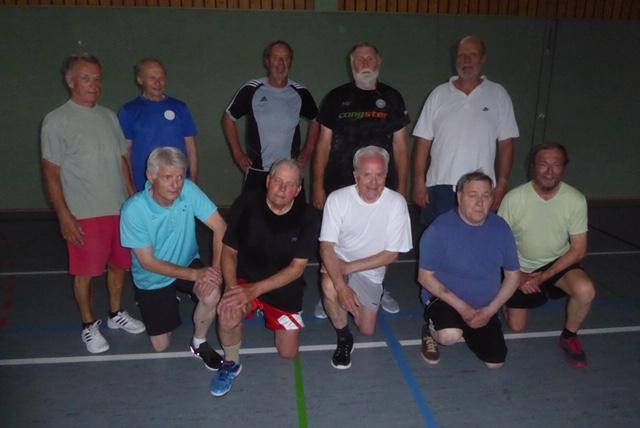 Vorstellung Seniorensport Herren